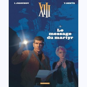 XIII : Tome 23, Le Message du Martyr