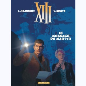 XIII : Tome 23, Le Message du Martyr :