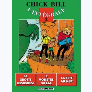 Chick Bill - Intégrale : Tome 3