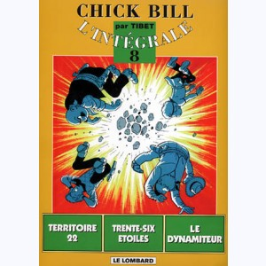 Chick Bill - Intégrale : Tome 8