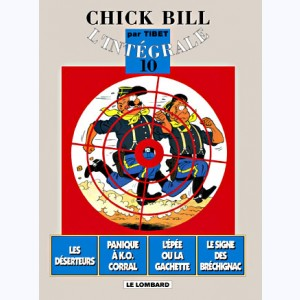 Chick Bill - Intégrale : Tome 10