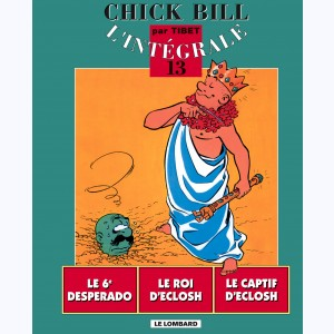 Chick Bill - Intégrale : Tome 13
