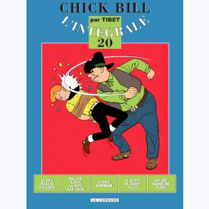 Chick Bill - Intégrale : Tome 20