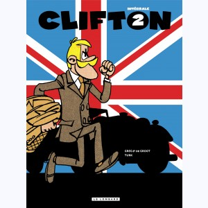 Clifton : Tome 2, Intégrale