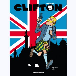 Clifton : Tome 5, Intégrale