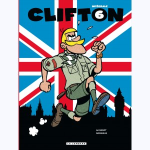 Clifton : Tome 6, Intégrale