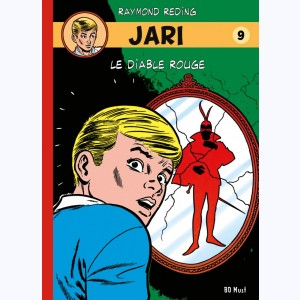 Jari : Tome 9, Le diable rouge