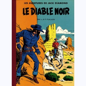 Jack Diamond : Tome 1, Le diable noir