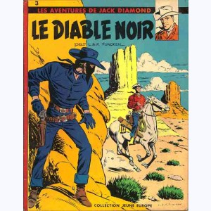 Jack Diamond : Tome 1, Le diable noir :