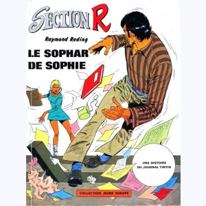 Section R : Tome 02, Le sophar de Sophie