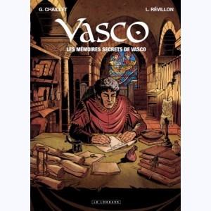 Vasco, Les mémoires secrets de Vasco
