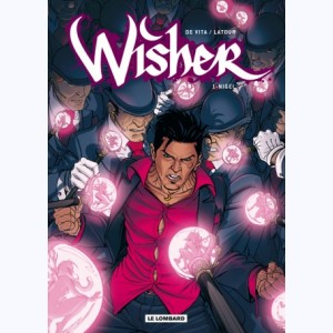 Wisher : Tome 1, Nigel