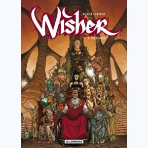 Wisher : Tome 2, Féeriques