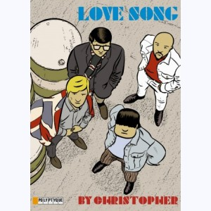Love Song : Tome 4, Greg
