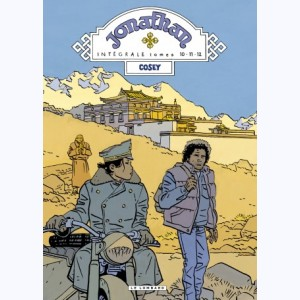 Jonathan : Tome 4 (10, 11, 12), Intégrale