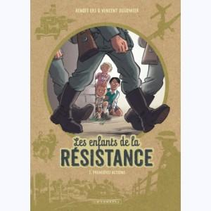 Les enfants de la résistance de Ers chez Le Lombard