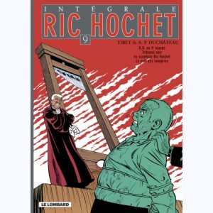 Ric Hochet - Intégrale : Tome 9