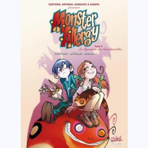 Monster Allergy : Tome 2, La pyramides des invulnérables