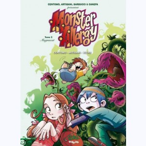 Monster Allergy : Tome 3, Magnacat