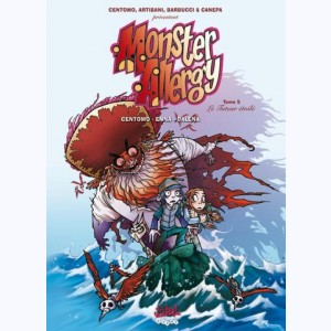 Monster Allergy : Tome 5, Le tuteur étoilé