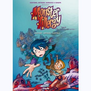 Monster Allergy : Tome 6, Charlie Schuster arrive !