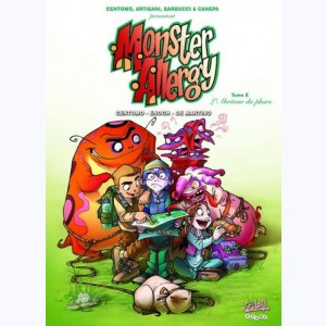 Monster Allergy : Tome 8, L'Abriteur du phare
