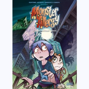 Monster Allergy : Tome 9, Le retour de Zach