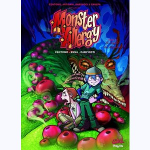 Monster Allergy : Tome 11, Le Souffle du Mugalak