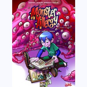 Monster Allergy : Tome 13, Masque de feu