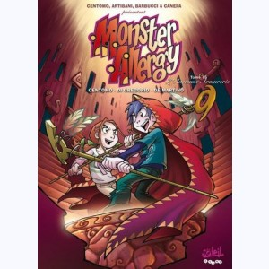 Monster Allergy : Tome 15, L'ancienne armurerie