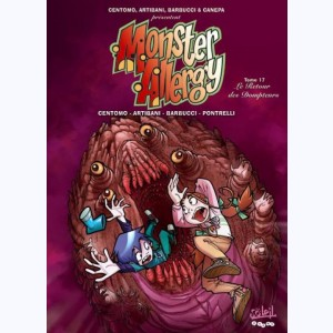Monster Allergy : Tome 17, Le retour des dompteurs