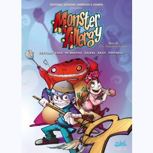 Monster Allergy : Tome 18, Les monstres perdus