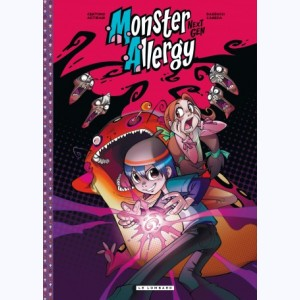 Monster Allergy : Tome (21, 22, 23), Next Gen