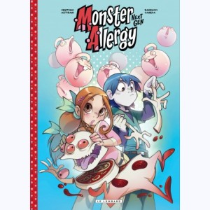 Monster Allergy : Tome (24, 25, 26), Next Gen