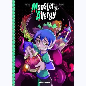 Monster Allergy : Tome (27, 28, 29), Next Gen
