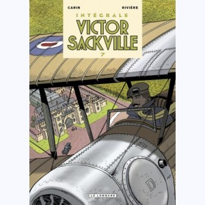 Victor Sackville : Tome 7 (17, 19, 21), Intégrale
