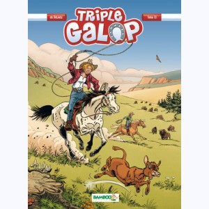 Triple Galop : Tome 10