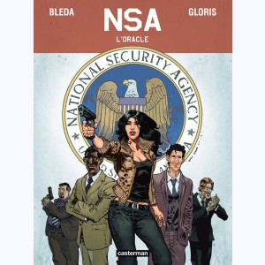 NSA : Tome 1, L'oracle
