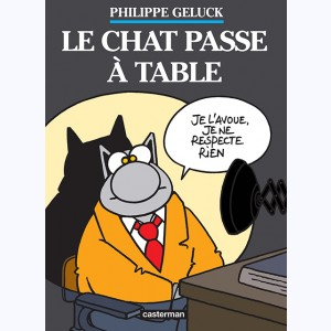 Le Chat : Tome 19, Le Chat passe à table
