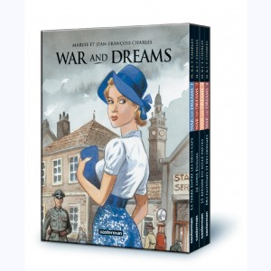 War and Dreams : Tome (1 à 4), Coffret