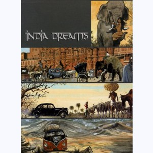 India Dreams, Coffret 5 volumes