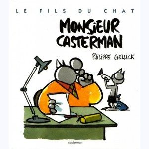 Le Fils du chat : Tome 4, Monsieur Casterman