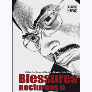 Blessures Nocturnes : Tome 3
