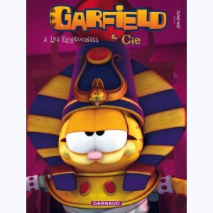 Garfield & Cie : Tome 2, Egyptochat