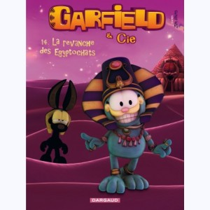 Garfield & Cie : Tome 14, La revanche des Egyptochats
