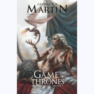 A game of thrones - Le Trône de fer : Tome 5