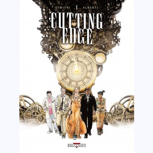 Cutting Edge : Tome 1
