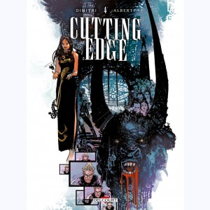 Cutting Edge : Tome 4