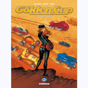 Golden Cup : Tome 6, Le truck infernal