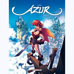 Azur : Tome 1, Providence